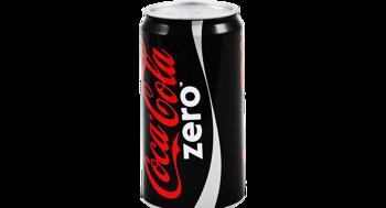 Coca-Cola zero - głośnik Bluetooth 3 Waty