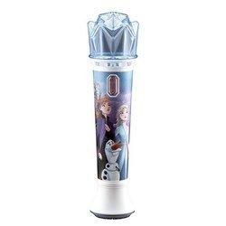 Frozen 2 - Świecący mikrofon karaoke z Krainy Lodu 2