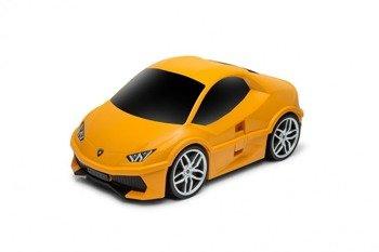 Lamborghini Huracan - walizka w kształcie samochodu
