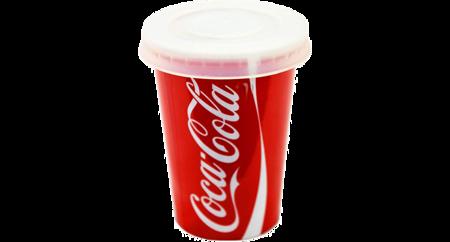 Coca-Cola - PowerBank 2600 mAh w kształcie kubka