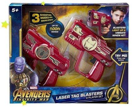 Zestaw blasterów laserowych Avengers: Wojna bez granic